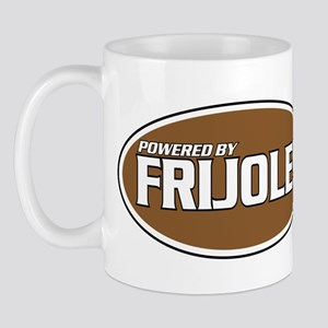 Powered By Frijoles Mug