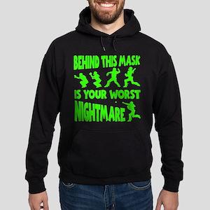 WORST NIGHTMARE Hoodie (dark)