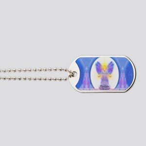 444 Angel Crystals Dog Tags