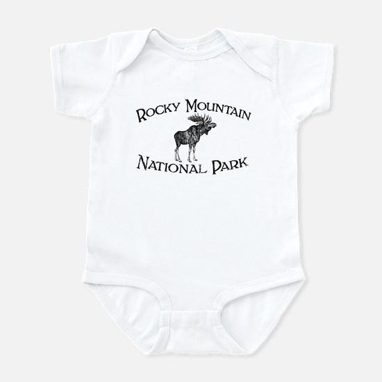 Rocky Mountain National Park (Moose) Infant Bodysu