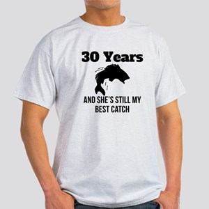 30 Years Best Catch T-Shirt