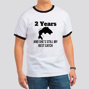 2 Years Best Catch T-Shirt
