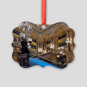 Stunning! Paris Opera Picture Ornament