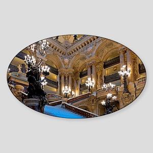 Stunning! Paris Opera Sticker