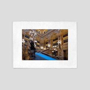 Stunning! Paris Opera 5'x7'Area Rug