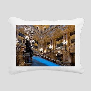 Stunning! Paris Opera Rectangular Canvas Pillow
