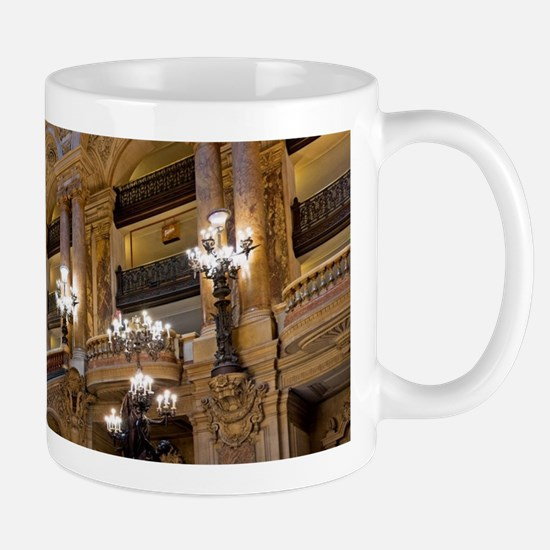 Stunning! Paris Opera Mugs