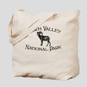 Death Valley National Park (Bighorn) Tote Bag