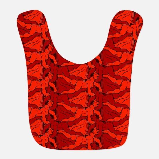 Imp Tessellation Bib