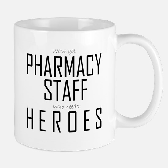 Who Needs Heroes? Mug