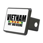 VIETNAM 105 DEGREES AND RISING Hitch Cover
