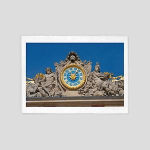 Versailles France - Stunning! 5'x7'Area Rug