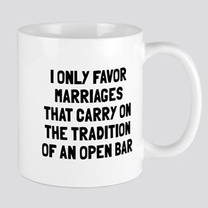 Traditional Marriages Mug