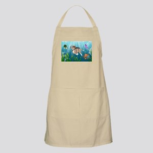 Thor in the Sea Apron