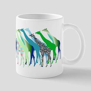 Lots of Giraffes Design 1 Mugs