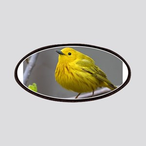 Yellow Warbler Patch