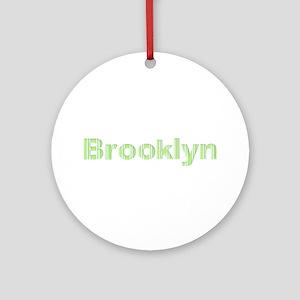 Brooklyn Round Ornament
