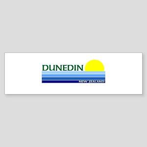 Dunedin, New Zealand Bumper Sticker