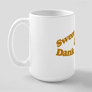 Sweet Dreams and dank memes Large Mug