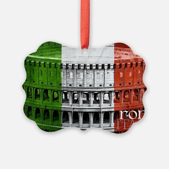 ROMA ITALIA COLISEUM Ornament