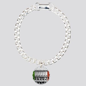 ROMA ITALIA COLISEUM Charm Bracelet, One Charm
