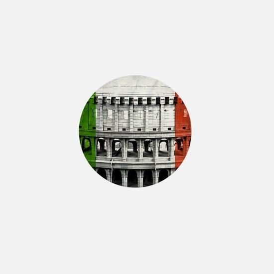ROMA ITALIA COLISEUM Mini Button