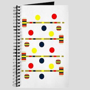 Croquet Pattern Journal