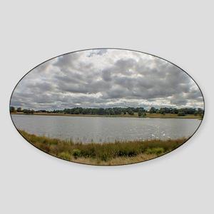 Tatton Park Sticker (Oval)