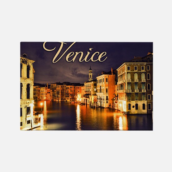 Cute Italy Rectangle Magnet (10 pack)