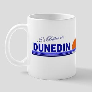 Its Better in Dunedin, New Ze Mug