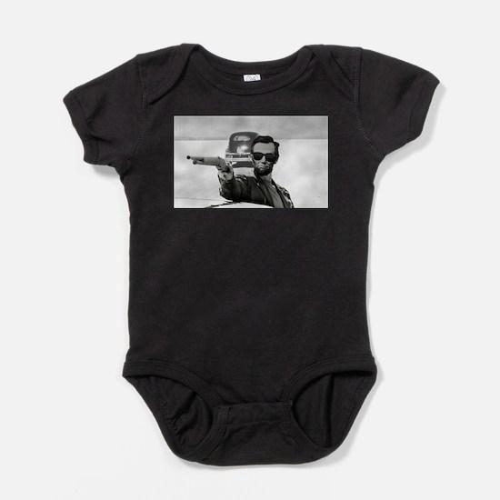 Bad A** Abe Baby Bodysuit