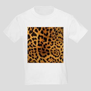 girly trendy leopard print T-Shirt