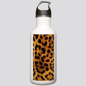 girly trendy leopard p Stainless Water Bottle 1.0L