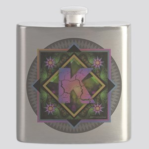 Bold Beautiful K Flask