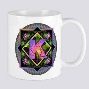 Bold Beautiful K Mugs