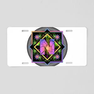 Bold Beautiful N Aluminum License Plate