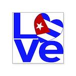 Cuban Love Sticker