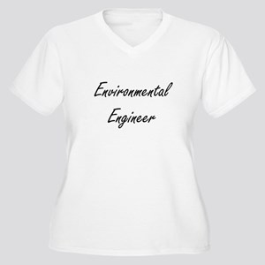 Environmental Engineer Artistic Plus Size T-Shirt