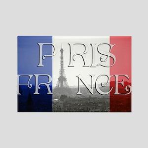 PARIS FRANCE EIFFEL TOWER Rectangle Magnet