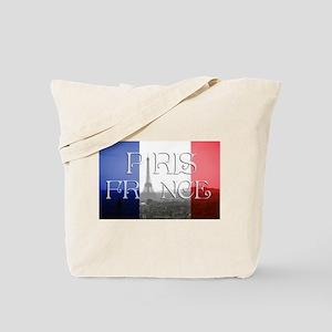 PARIS FRANCE EIFFEL TOWER Tote Bag