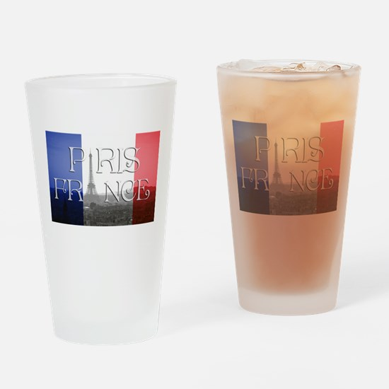 PARIS FRANCE EIFFEL TOWER Drinking Glass
