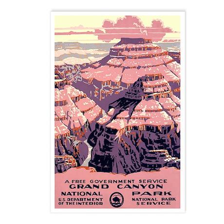 1930s Vintage Grand Canyon National Park Postcards
