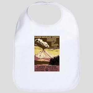 1930s Vintage Lassen Volcanic National Park Bib