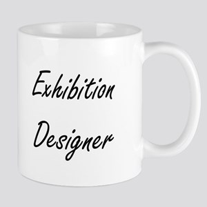 Exhibition Designer Artistic Job Design Mugs