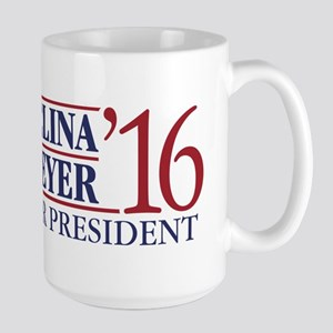 Selina Meyer For President Mugs