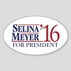 Selina Meyer For President Sticker