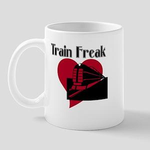 Train Freak Mug