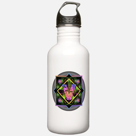 Bold Beautiful V Sports Water Bottle