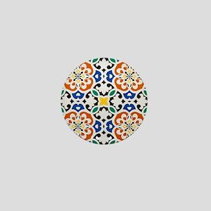 Morocco Mini Button