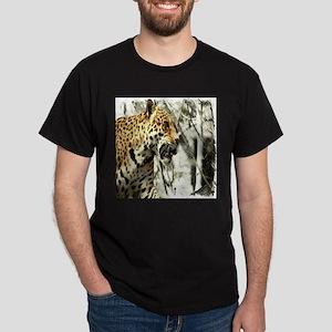 nature wild safari leopard T-Shirt